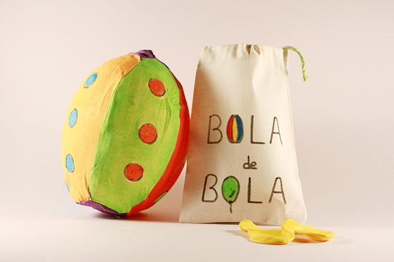 BOLA DE BOLA