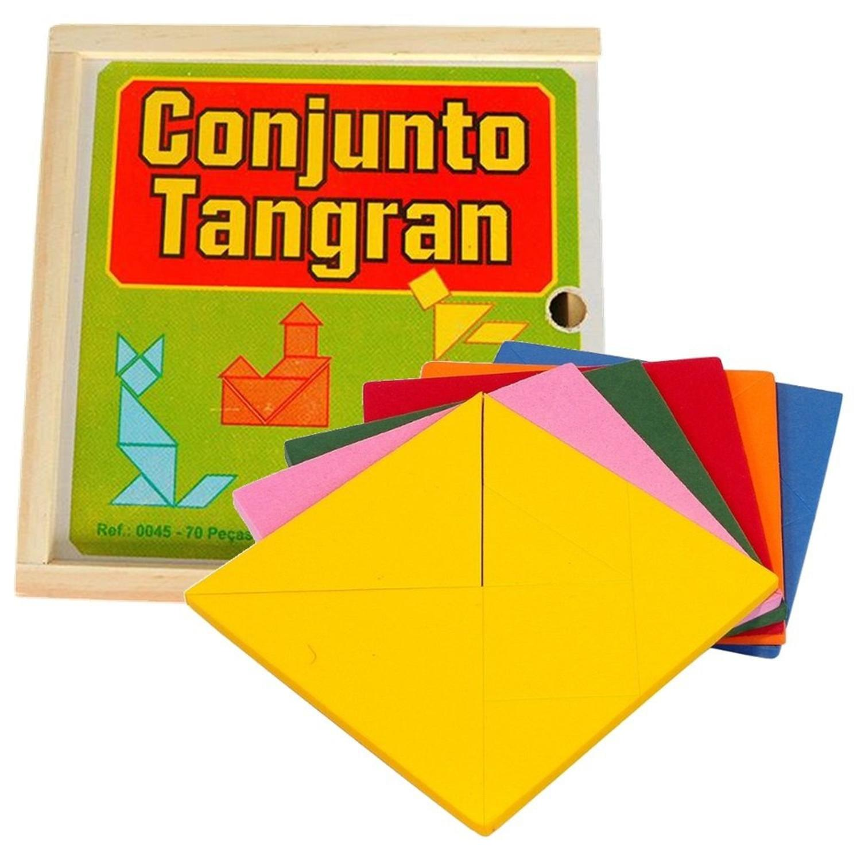 CONJUNTO TANGRAN