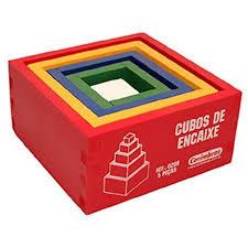 CUBOS DE ENCAIXE
