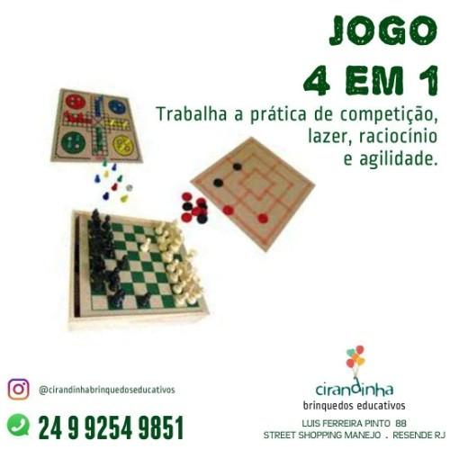JOGO 4 EM 1