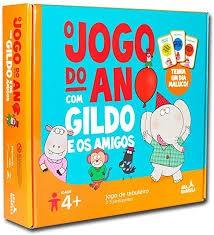 JOGO DO GILDO JOGO DE TABULEIRO