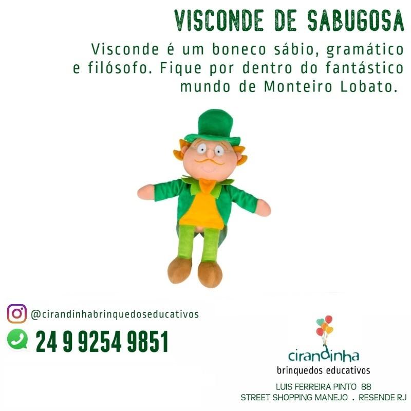 VISCONDE DE SABUGOSA