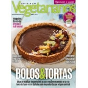 Assinatura Revista Vegetarianos - 12 exemplares