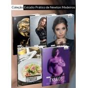 Coleção Estúdio Prático de Newton Medeiros - 5 Volumes