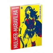 Coleção Figurões das HQs - Mulher-Maravilha