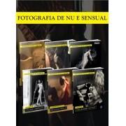 Coleção Fotografia de Nu e Sensual - 6 Volumes