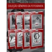 Coleção Gêneros da Fotografia - 8 Volumes