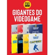 Coleção Gigantes do Videogame - 8 Volumes