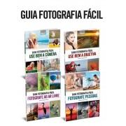 Coleção Guia Fotografia Fácil - 4 Volumes