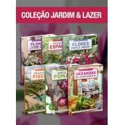 Coleção Jardim & Lazer - 6 Livros