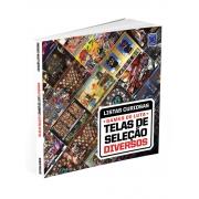 Coleção Listas Curiosas: Games de Luta - Telas de Seleção Diversos