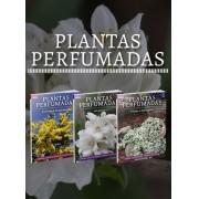 Coleção Plantas Perfumadas - 3 Volumes