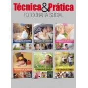 Coleção Técnica&Prática Fotografia Social - 6 Volumes