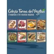 Coleção Turma dos Vegetais - 8 Livros