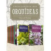 Enciclopédia das Orquídeas - 21 volumes