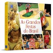 Livro - As Grandes Festas do Brasil