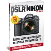 Livro - Guia Definitivo para DSLR Nikon: Volume 2