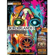 Revista Superpôster - Borderlands 3 (Sem dobras)