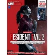 Revista Superpôster - Detonado Resident Evil 2 - Claire (Sem Dobras)