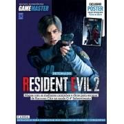 Revista Superpôster - Detonado Resident Evil 2 (Leon)