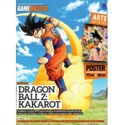 Revista Superpôster - Dragon Ball Z: Kakarot