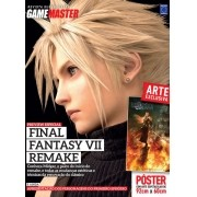 Revista Superpôster - Final Fantasy VII Remake (Sem dobras)