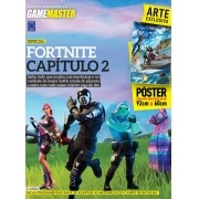 Revista Superpôster - Fortnite Capítulo 2 (Sem dobras)