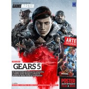 Revista Superpôster - Gears of War 5 (Sem dobras)