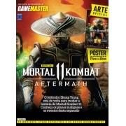 Revista Superpôster - Mortal Kombat 11 Aftermath