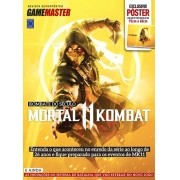 Revista Superpôster - Mortal Kombat 11 (Sem Dobras)