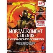 Revista Superpôster - Mortal Kombat Legends