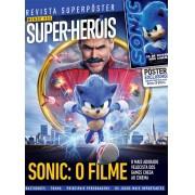 Revista Superpôster - Sonic: O Filme