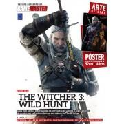 Revista Superpôster - The Witcher 3: Wild Hunt (Sem dobras)