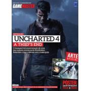 Revista Superpôster - Uncharted 4 (Sem dobras)