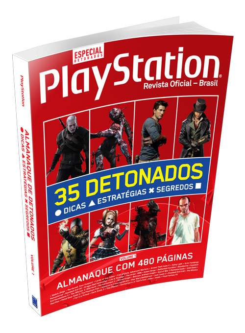 Almanaque PlayStation de Detonados - Volume 1