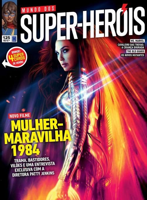 Assinatura Revista Mundo dos Super-Heróis - 12 exemplares
