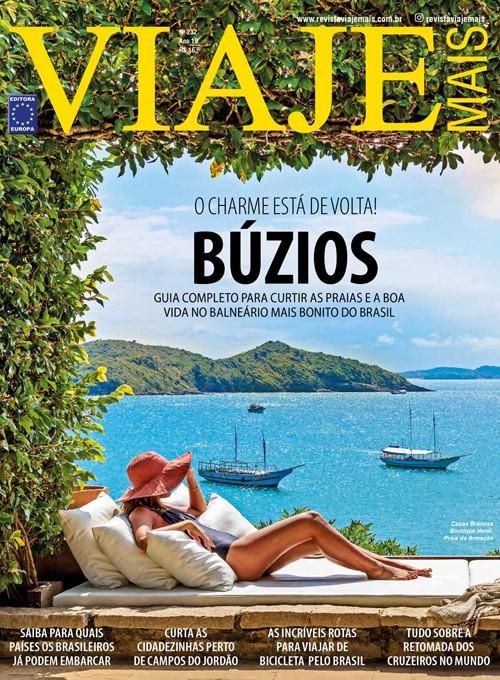 Assinatura Revista Viaje Mais - 12 exemplares
