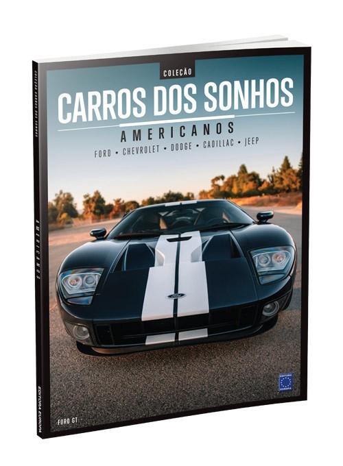 Coleção Carros dos Sonhos - Americanos