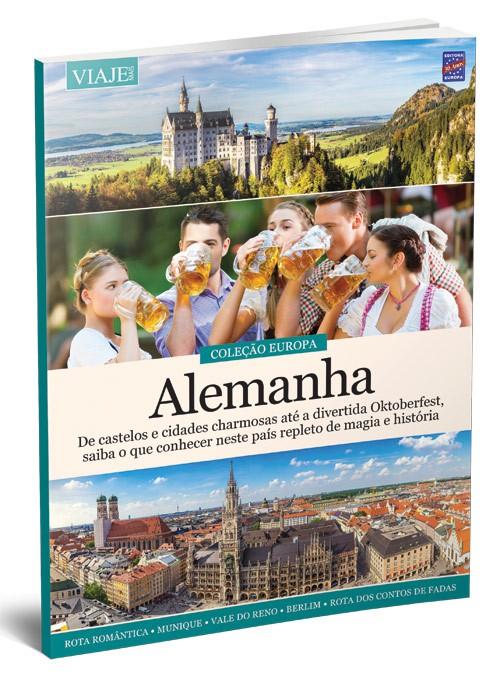 Coleção Europa Volume 1: Alemanha