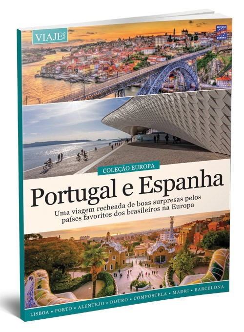 Coleção Europa Volume 4: Portugal e Espanha