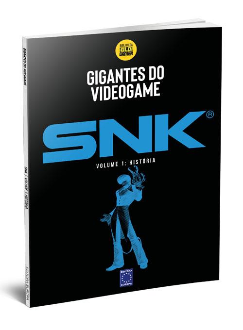 Coleção Gigantes do Videogame: SNK 1 - História