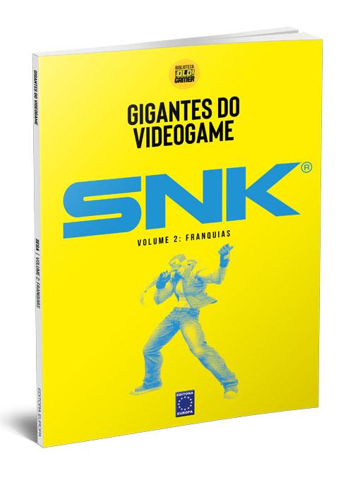 Coleção Gigantes do Videogame: SNK 2 - Franquias