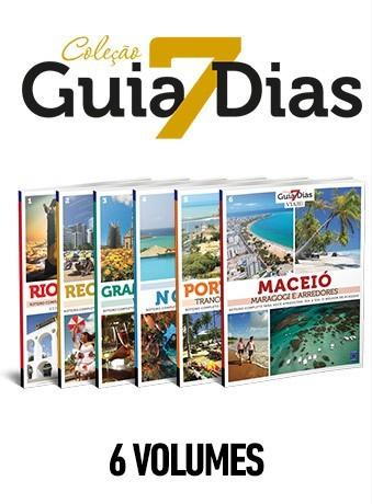 Coleção Guia 7 Dias - 6 Volumes