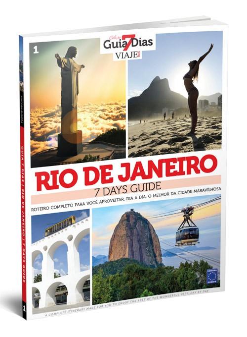 Coleção Guia 7 Dias Volume 1: Rio de Janeiro
