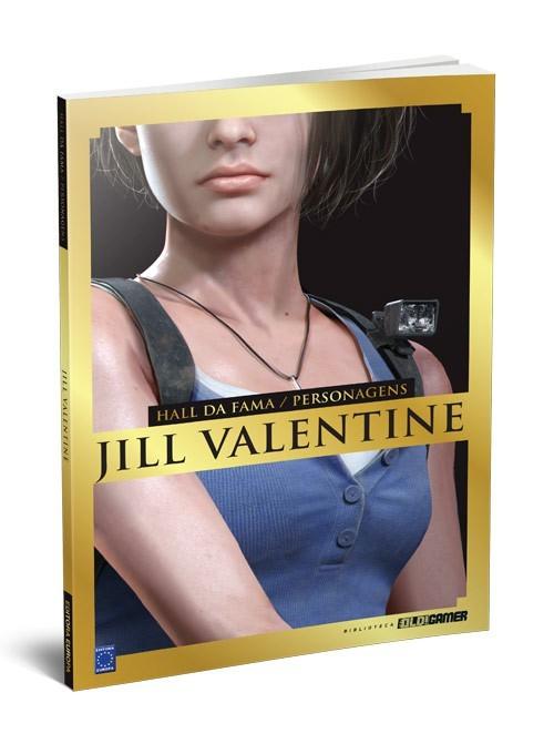 Coleção Hall da Fama - Personagens: Jill Valentine