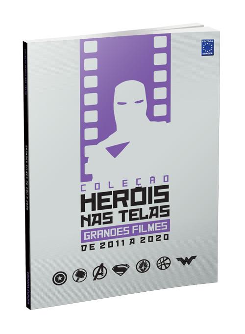 Coleção Heróis nas Telas - Grandes Filmes de 2011 a 2020