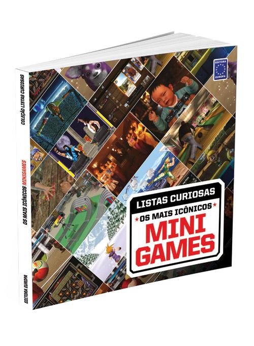 Coleção Listas Curiosas: Os Mais Icônicos Mini Games