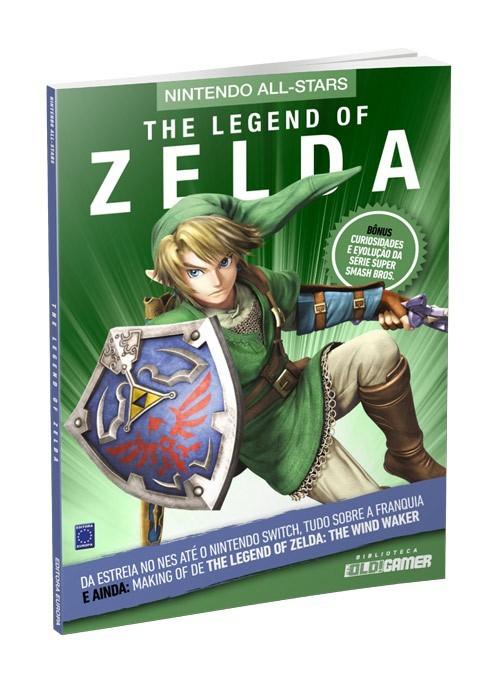 Coleção Nintendo All-Stars: The Legend Of Zelda