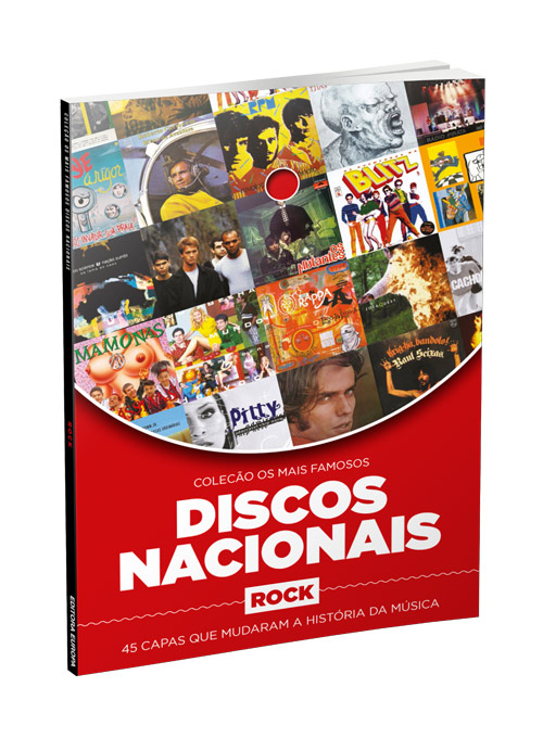 Coleção Os Mais Famosos Discos Nacionais: Rock