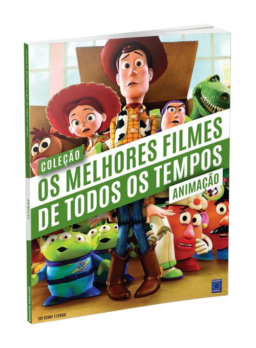 Coleção Os Melhores Filmes de Todos os Tempos: Animação